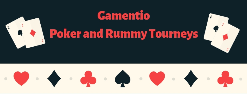 Rummy Poker Tournaments