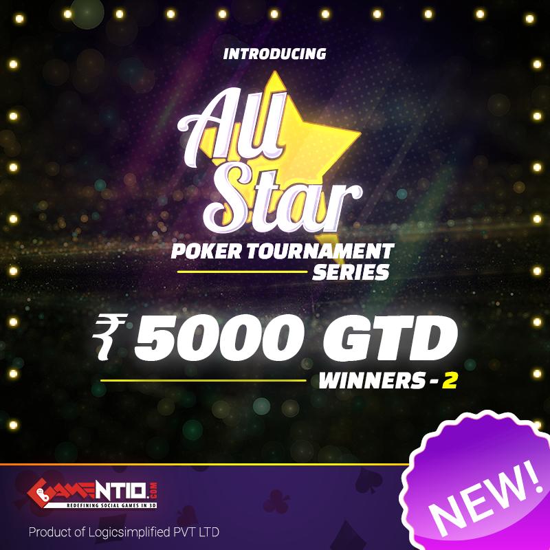 All Star Poker Tournament Series Casino Games Online Teen Patti Poker Game Rummy Games Blogs