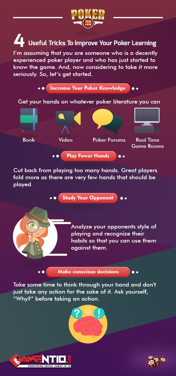 Poker strategy blog